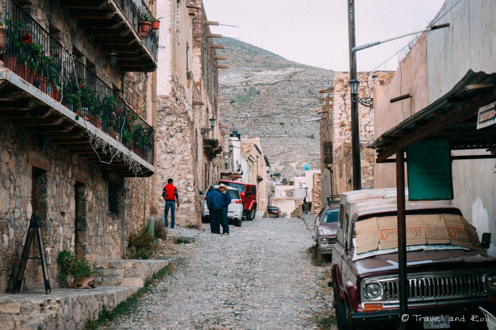 Streets of Real de Catorce