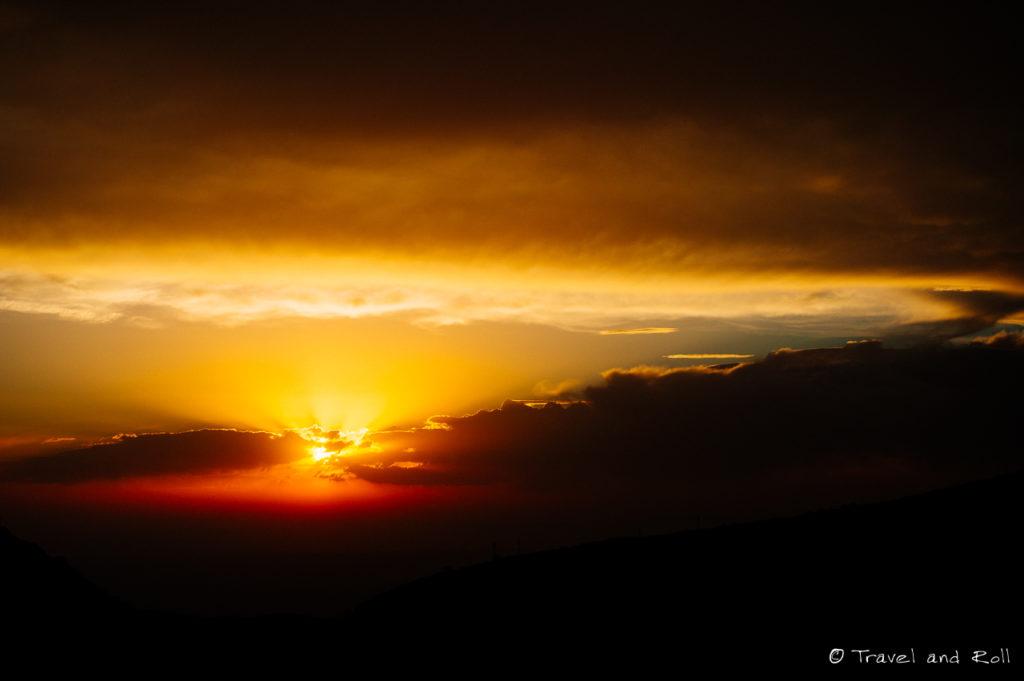 Real de Catorce - Sunset