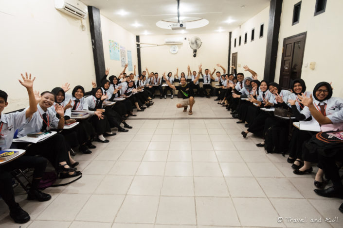 Teaching English in Indonesia