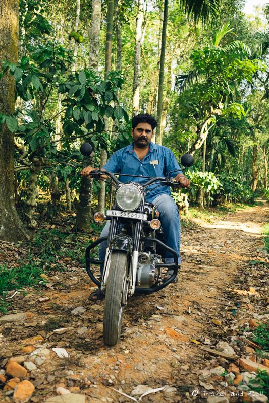Rajees the agronomist