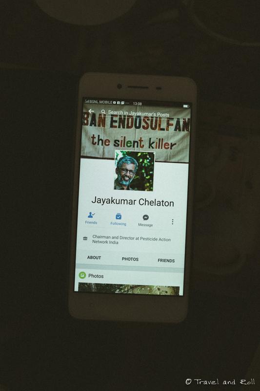 Jayakumar Chelaton - Thanal