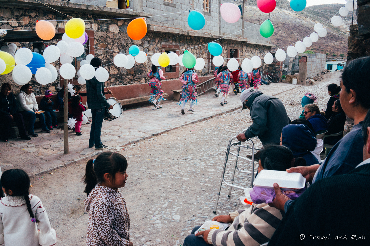 Real de Catorce, local celebration
