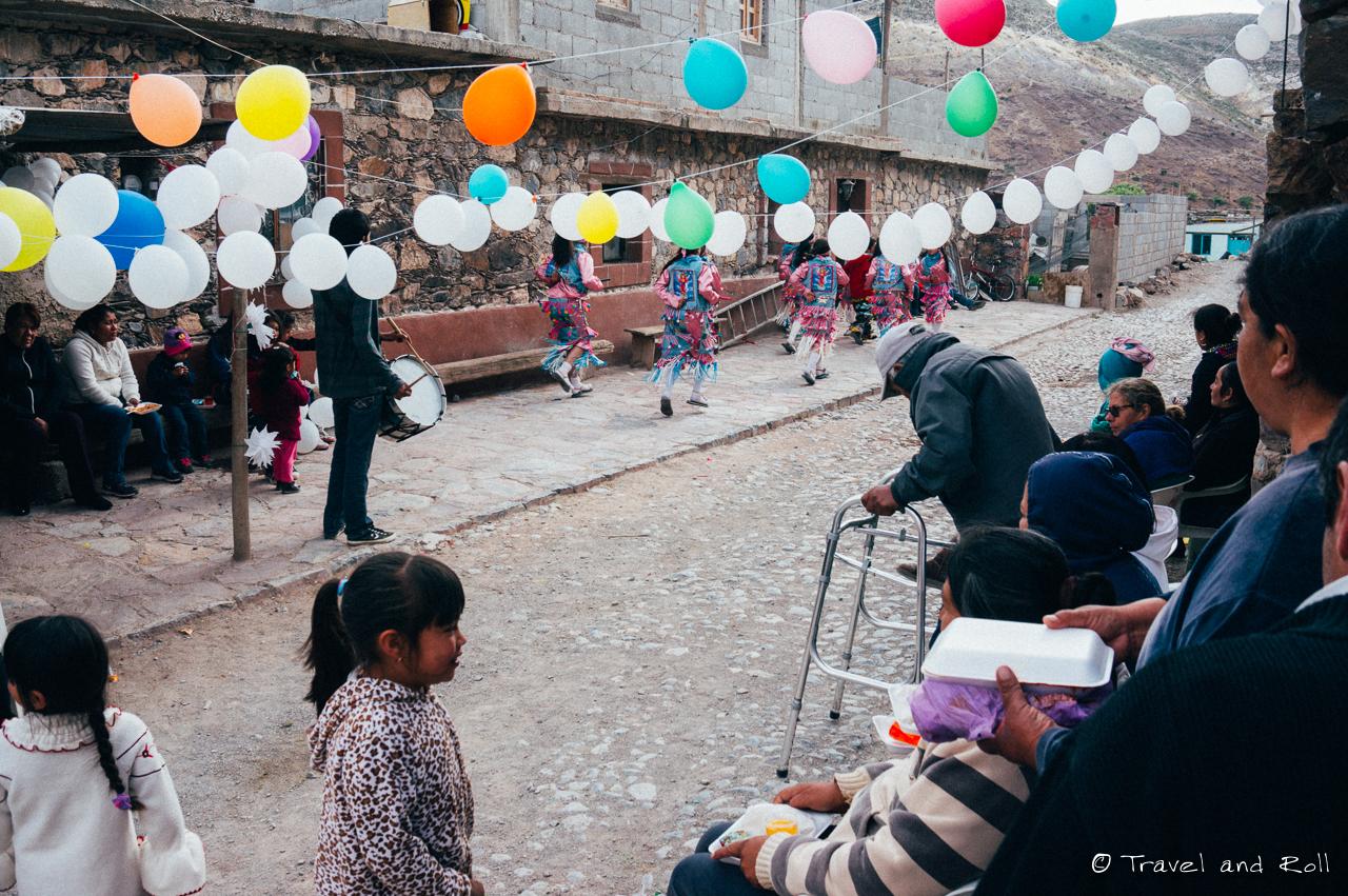 Real de Catorce, local celebration