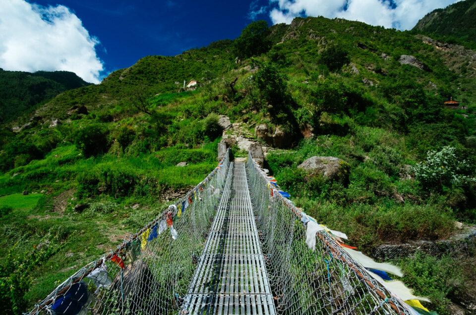 Solo trek in Langtang National Park