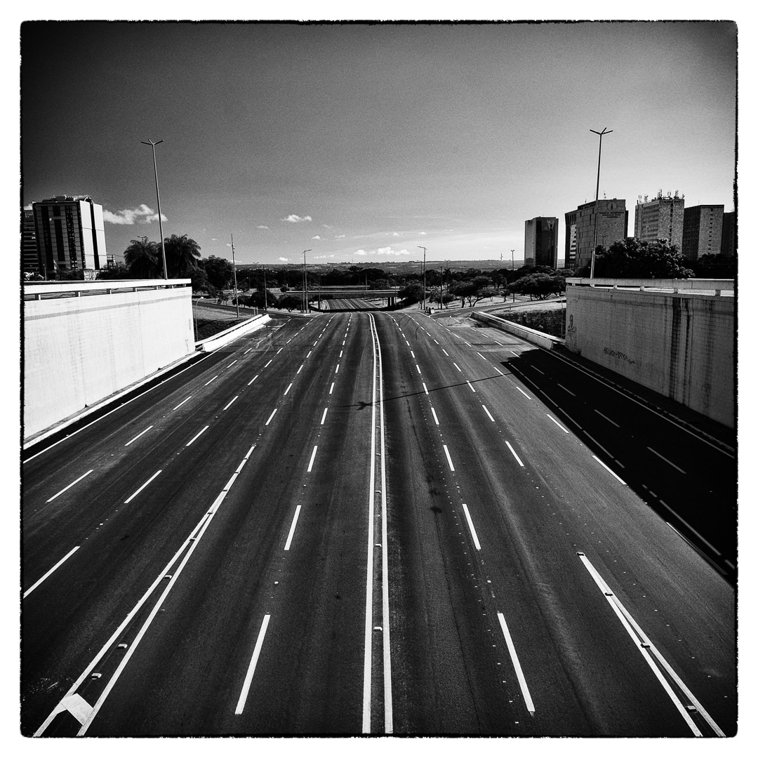 Ville fantome - Brasilia